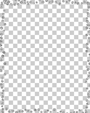 weiße Edelsteinillustration, Diamantpaillette, Diamantgrenze PNG Clipart