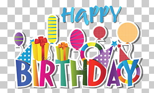 Alles Gute zum Geburtstag, alles Gute zum Geburtstag PNG Clipart