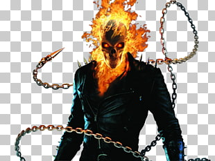Ghost Rider Johnny Blaze Wunder Comics, Ghost Rider PNG Clipart