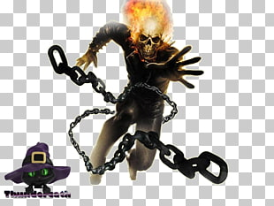 Johnny Blaze Ghost Drawing Charakter amerikanisches Comic-Buch, Ghost Rider PNG Clipart