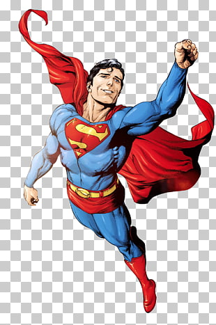Superman Illustration, Clark Kent Kapitän Wunder grünen Pfeil Superman Jerry Siegel, Superman PNG Clipart