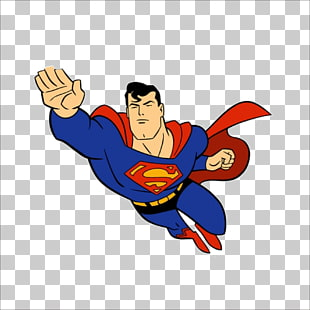 dc Superman-Grafikillustration, Clark-Karikatur-Superheld-Supermannlogo, Supermann PNG Clipart