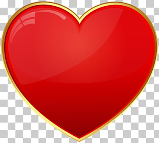 roter Herz-Valentinstag-Guss, rotes Herz, rote Herzillustration PNG Clipart